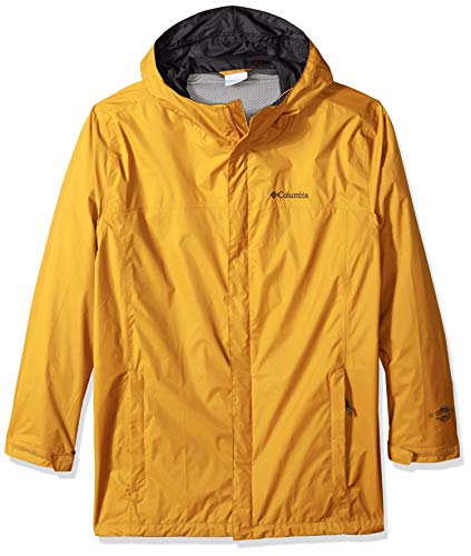Columbia Men's Big and Tall Watertight Ii Jacket, Golden Yellow, 3X