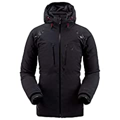 SPYDER MEN'S PINNACLE GTX JACKET - 191002Engineering elegance meets technical excellence in our aptly named Pinnacle Jacket. Premium GORE-TEX four-way stretch fabric, and PrimaLoft Gold ECO Insulation make for the warmest and lightest weight ...