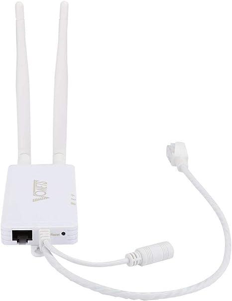 ASHATA Wireless Bridge WiFi Router Repeater, Adaptador de ...