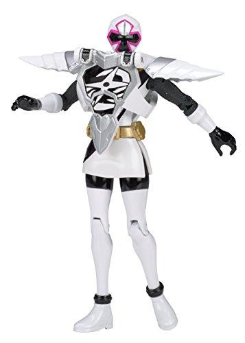 Power Rangers Ninja Steel 5-Inch Armored White Ranger Action