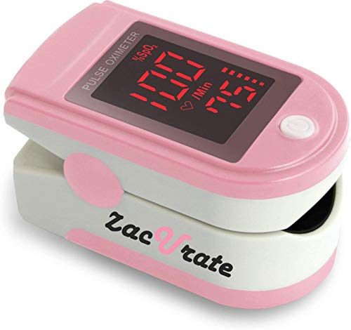 Zacurate Pink Series Fingertip
