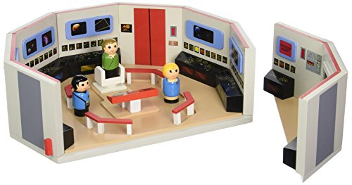 Best-selling Star Trek: TOS Pin Mate Enterprise Playset - Exclusive