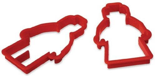 LEGO Minifigure Cookie Cutters 852524