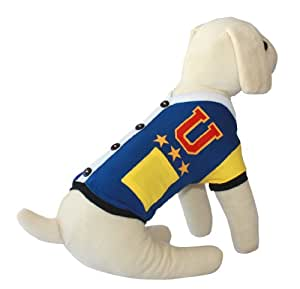 UP Collection The Pocket Vest Dog Shirt, Large