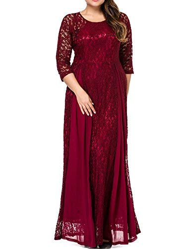 4 Manica A Vestito Esprlia Rot Donna 3 Cocktail xqS8E6nZ