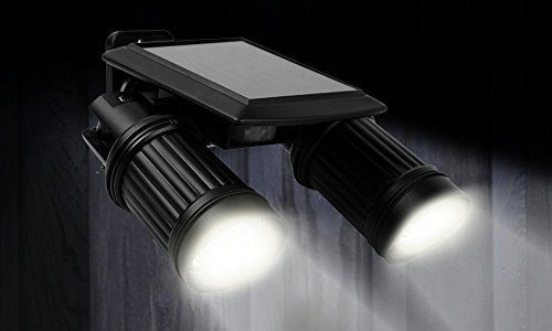 Double Flood Light Bracket