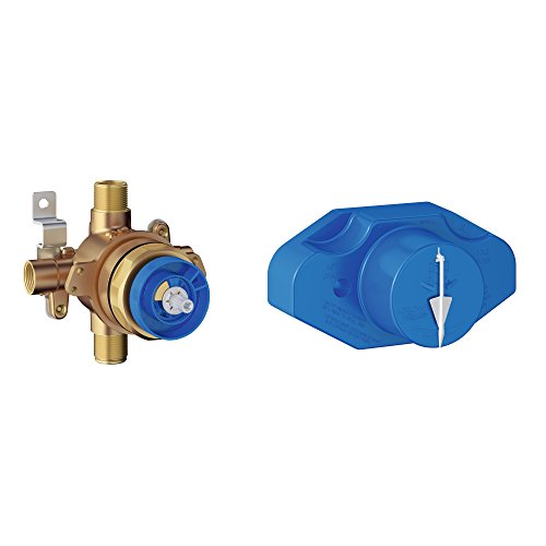 (Grohe 35066001 - Grohsafe Universal Pressure Balance Rough-In Valve)