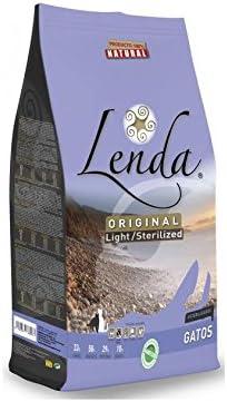 Lenda Original Adult Cat Light Sterilized, Comida para Gatos- 7000 gr
