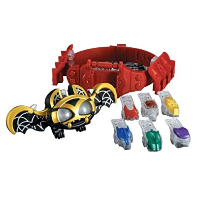 Kamen Rider Kiva transform belt & fuessle DX Kivat belt by Bandai - 4007765 , B0011XYMEU , 454_B0011XYMEU , 257.1 , Kamen-Rider-Kiva-transform-belt-fuessle-DX-Kivat-belt-by-Bandai-454_B0011XYMEU , usexpress.vn , Kamen Rider Kiva transform belt & fuessle DX Kivat belt by Bandai
