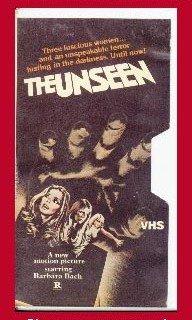 The Unseen [VHS] (Junior Horror Vhs)