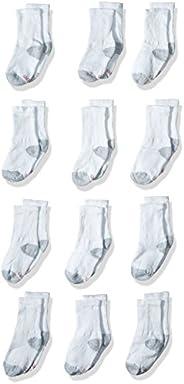 Hanes boys 12 Pack Crew Socks Socks