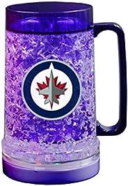 NHL Winnipeg Jets Freezer Mug, 16-Ounce