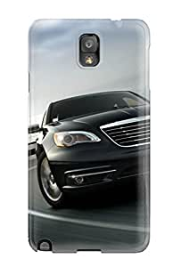 Flexible Tpu Back Case Cover For Galaxy Note 3 - Chrysler Road