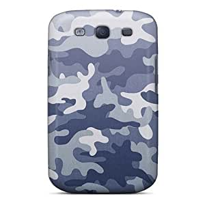 Awesome BorIshS1690WuvYN Cynthaskey Defender Tpu Hard Case Cover For Galaxy S3- Leopard Print Snow Pictures Creativebits