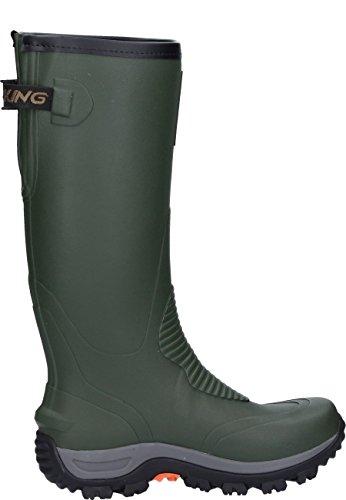 Vichingo Unisex Adulti Elk Hunter Ii Stivali Di Gomma Verde (verde / Nero)