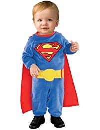 Costume Co. Superman Romper Costume with Removable Cape