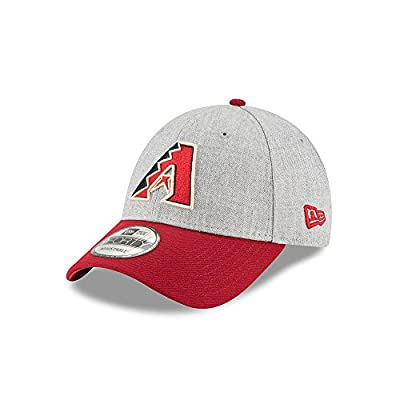 "New Era Arizona Diamondbacks 9Forty Grey The League Heather 3"" Adjustable Hat/Cap by New Era"