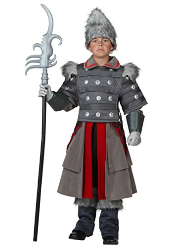 Child Witch Guard Costume Small -