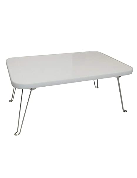 MOM Mesa pequeña - Mesa plegable Mesa de escritorio con base de ...