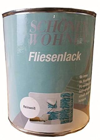 Schöner Wohnen Fliesenlack f. Fliesen in Küche, Bad u. WC, Farbton ...