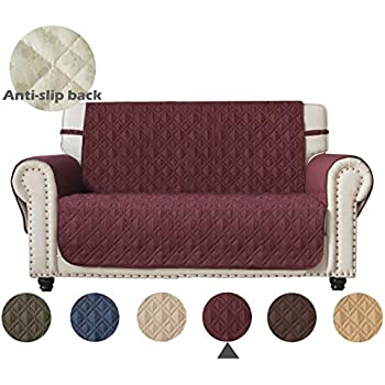 Amazon Com Ameritex Loveseat Cover Water Resistant