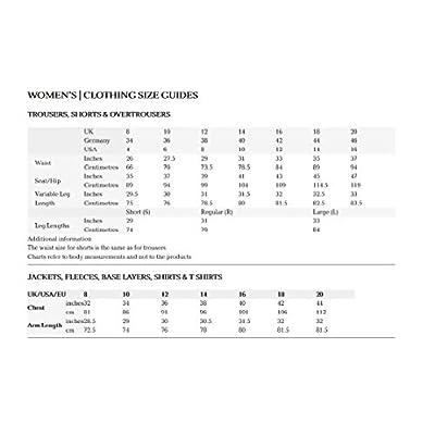 berghaus Ridgemaster Gore Tex Waterproof Shell Chaqueta, Mujer: Ropa y accesorios