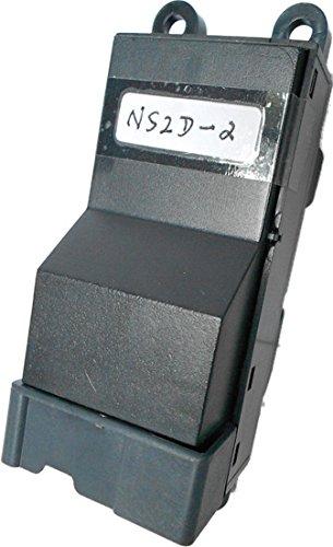 Fits Nissan Frontier Master Power Window Switch 1998-2004 Switch Doctor 2 Door
