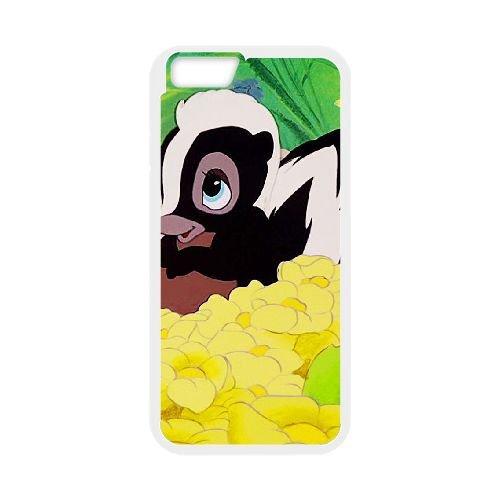 Bambi coque iPhone 6 4.7 Inch Housse Blanc téléphone portable couverture de cas coque EBDOBCKCO10575