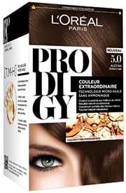 L Oréal – Coloración Castaño Prodigy Castaño – 5,0 Alazan ...
