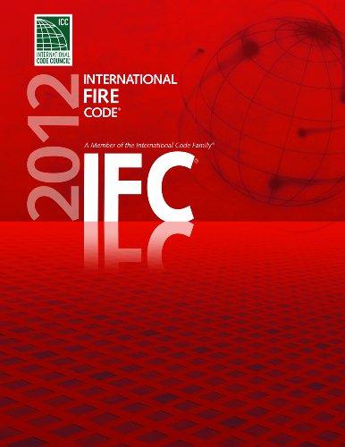 2012 International Fire Code (International Code Council Series) -  Paperback