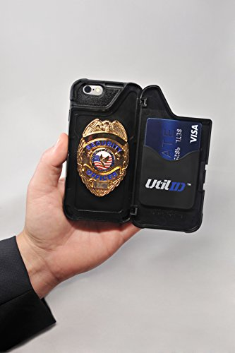 UtiliD Badge Cell Phone Case ()