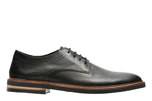 - Bostonian Men's Dezmin Plain Oxford, Black Waterproof Leather, 9.5 Medium US,Black Leather,9.5 M