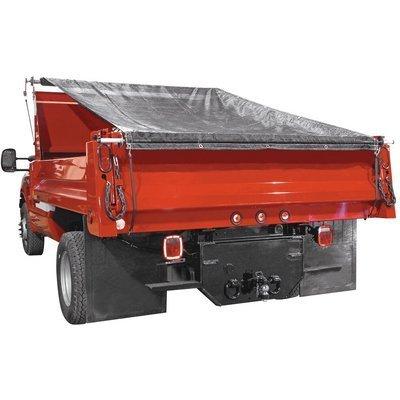 TruckStar Dump Tarp Roller Kit - 7ft. x 18ft. Mesh Tarp, Model# (Dump Tarp)