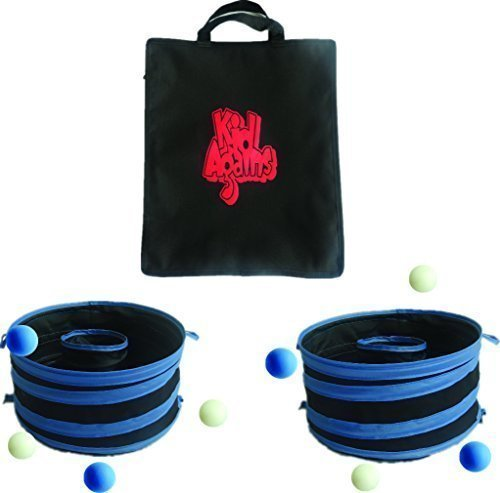 S&S Worldwide Pong Bounce and Beanbag Toss Game (Adult Outdoor Games compare prices)