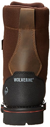 Brown Boot Wolverine Men's W10308 Drillbit wTqnSOg1S