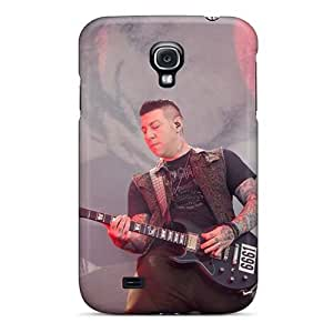 Perfect Cell-phone Hard Covers For Samsung Galaxy S4 (CQk3827fkaX) Provide Private Custom Attractive Avenged Sevenfold Pattern
