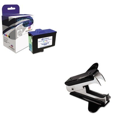 Dpcd7y745c Compatible Ink (KITDPSDPCD7Y745CUNV00700 - Value Kit - Dataproducts DPCD7Y745C Compatible Remanufactured Ink (DPSDPCD7Y745C) and Universal Jaw Style Staple Remover (UNV00700))