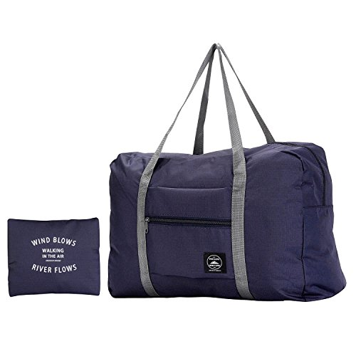 Compact Travel Duffel Bag - 8