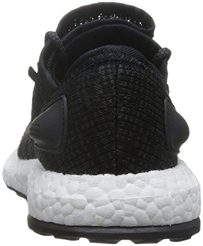 Scarpe PureBOOST CORE BLACK/DGH SOLID GREY/CORE BLACK 17/18 Adidas Negro (Core Black/dgh Solid Grey/core Black)