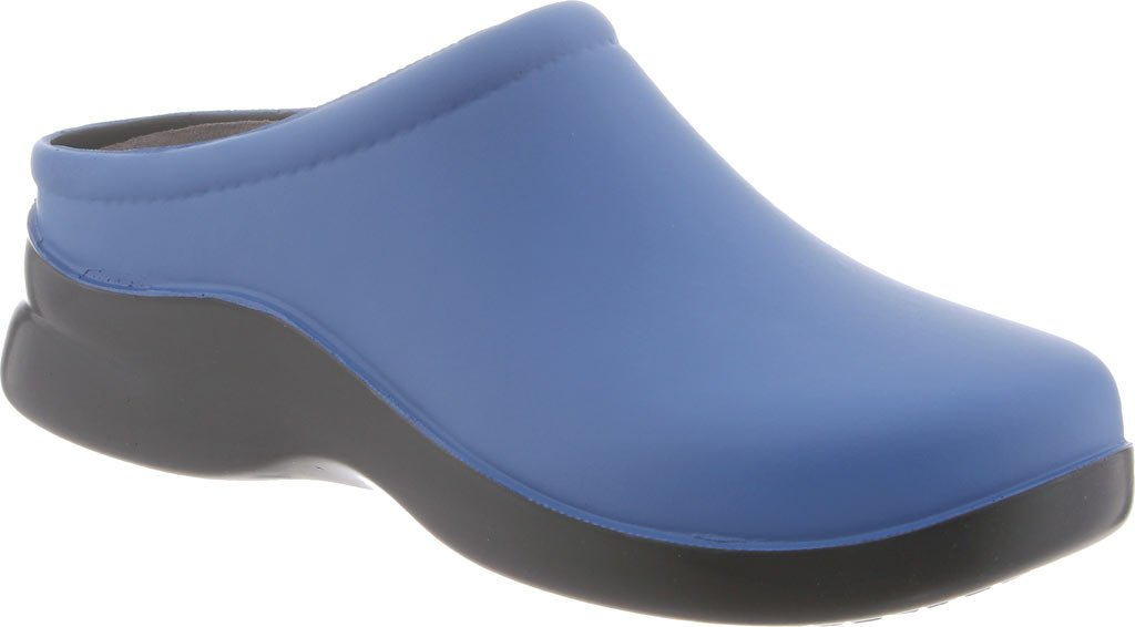 Klogs USA Footwear Women's Dusty Chef Clog B004BPQHNO 6 N (A)|New Royal