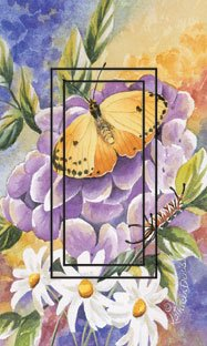 Home Decor Ideastix/SwitchStix Switchplate cover ST Flutterbye