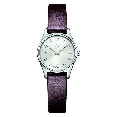 K4D231G6 Calvin Klein Ck Classic Leather Ladies Watch