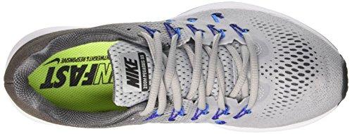 da Wolf Uomo Grey Zoom dark 33 Scarpe Ginnastica Air Grey Nike Pegasus Grigio Black w06qzxpXq
