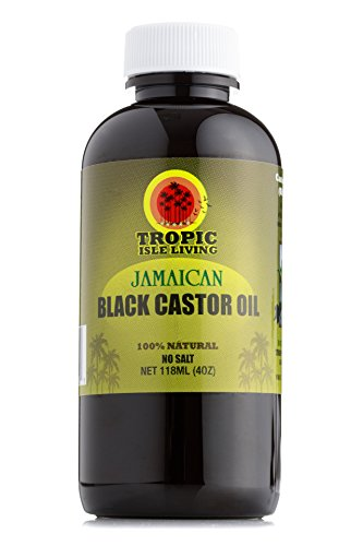 Slow Hair Growth (Tropic Isle Living- Jamaican Black Castor Oil-4oz)