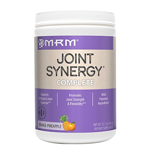 MRM Joint Synergy Complete Supplement, 360 Gram Review