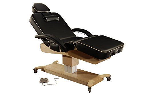 Master Massage Maxking Salon Electric Massage Table Package Lift Table, 30 Inch
