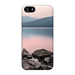 New Diy Design Lake For Iphone 6 Phone Case Cover Comfortable For Lovers And Friends For Christmas Gifts