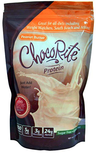 ChocoRite Peanut Butter Protein Shake, 14.7 Ounce