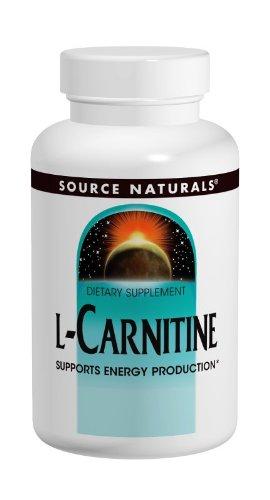 Источник Naturals L-карнитин 500 мг, 120 капсул