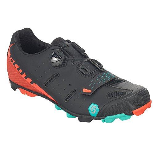 Price comparison product image Scott MTB Elite Boa Lady Shoes 41 Matte Black / Orange